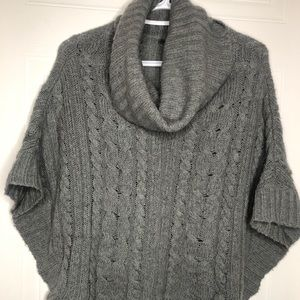 Sweaters - Poncho Style Sweater